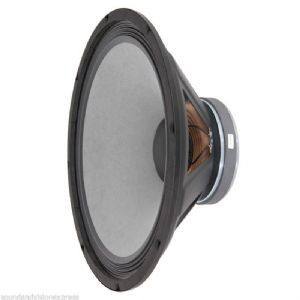 "18"" Low Frequency Replacement Bass Driver Subwoofer Sub Speaker 350W RMS 18 Inch"